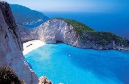 Kalamitsi Lefkada Greece Port Landscape